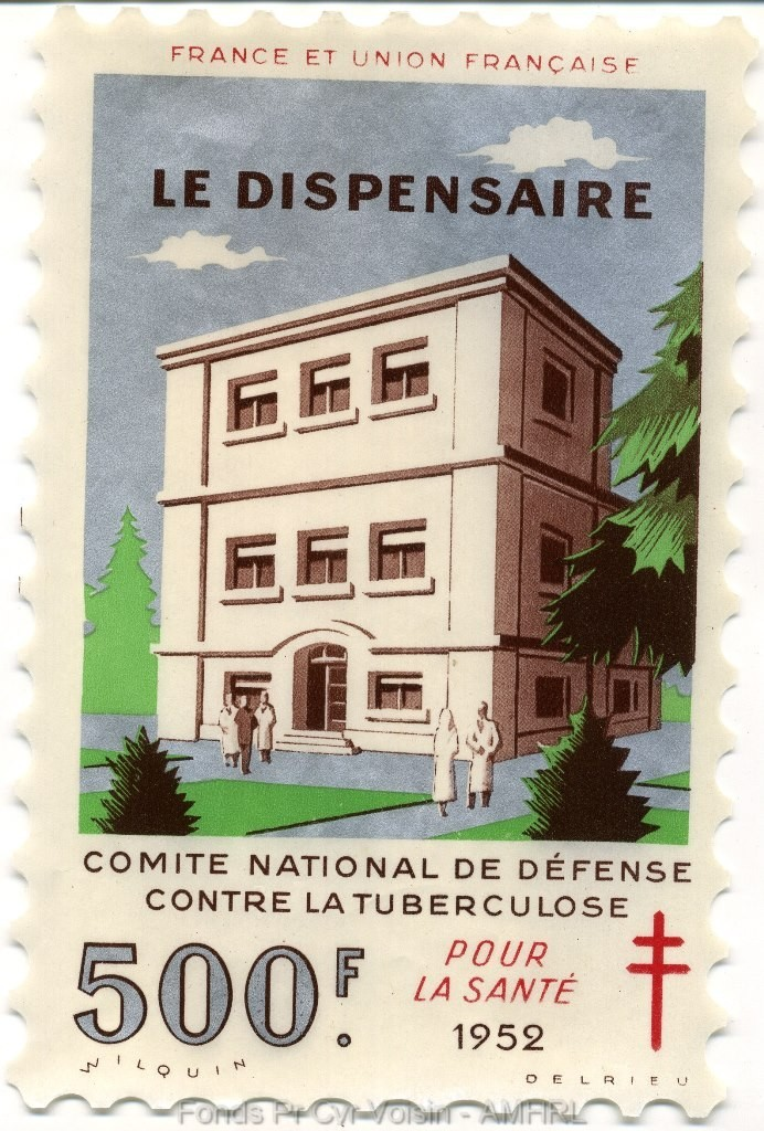 1952 « Le dispensaire »
